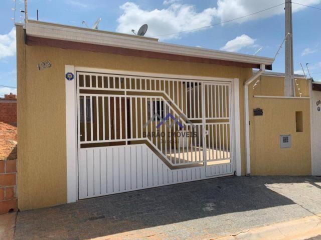 Casa com 3 dormitórios à venda, 90 m² por R$ 420.000,00 - Residencial Santa Giovana - Jund