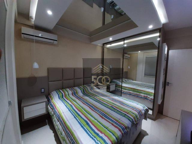 Apartamento com 2 dormitórios à venda, 60 m² por R$ 350.000 - Coqueiros - Florianópolis/SC - Foto 14