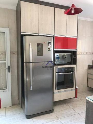 Casa com 3 dormitórios à venda, 90 m² por R$ 420.000,00 - Residencial Santa Giovana - Jund - Foto 18