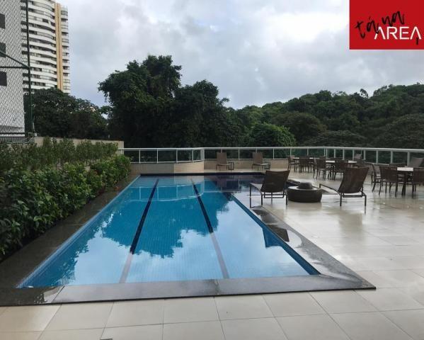 Apartamento no Itaigara, Alto do Parque, Cond. Chateau Du Parc - Área Imobiliária - Foto 17