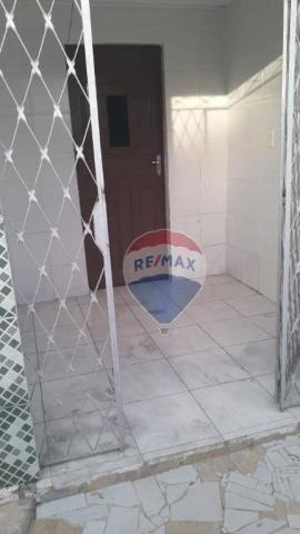Casa com 2 dormitórios à venda, 60 m² por R$ 60.000,00 - Municípios - Santa Rita/PB - Foto 2