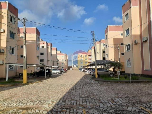 Apartamento com 2 dormitórios para alugar, 68 m² por R$ 750,00/mês - Parque das Nações - P - Foto 15