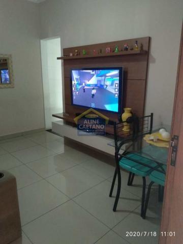 Casa à venda com 2 dormitórios em Tupi, Praia grande cod:AC763 - Foto 16