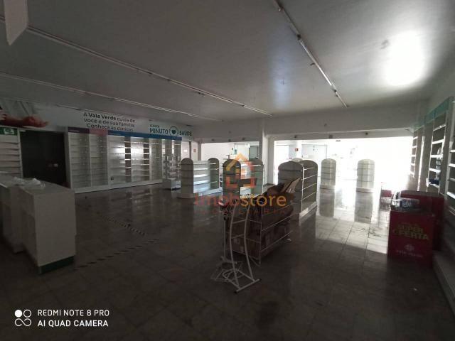 Loja para alugar, 233 m² por R$ 6.800,00/mês - Centro - Londrina/PR - Foto 12