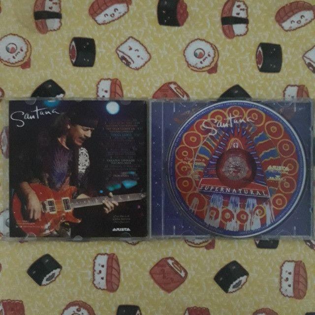 CD Santana - Supernatural - Foto 2