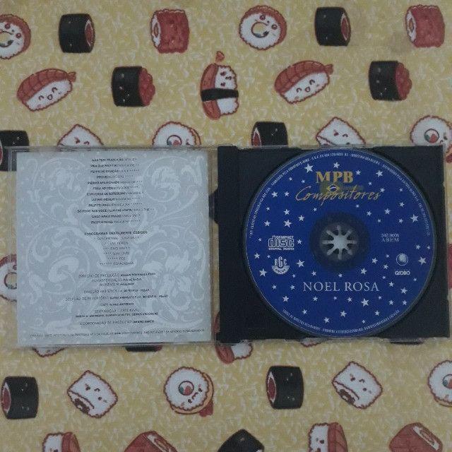 CD Noel Rosa - MPB Compositores - Foto 2