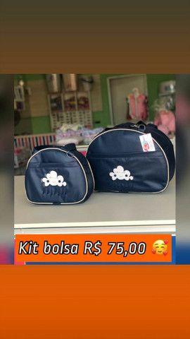 Kit bolsas a partir de R$ 75,00  - Foto 3