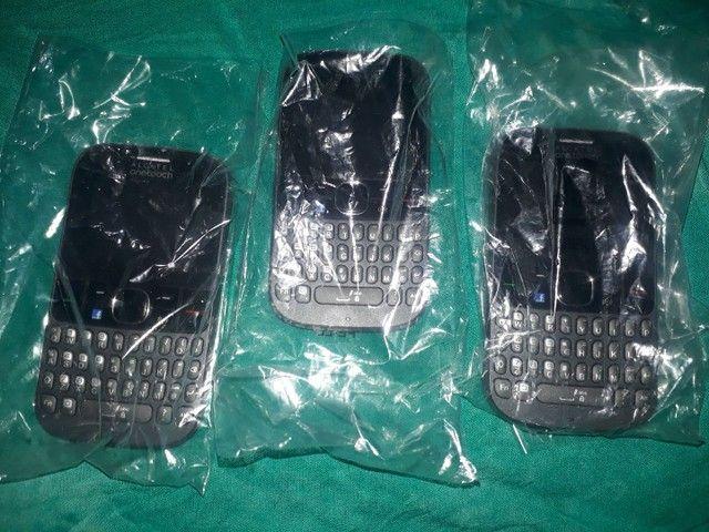 3 celulares Alcatel one touch