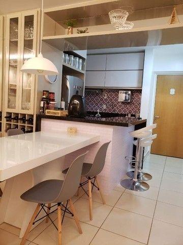 Excelente Apartamento com 2 quartos sendo uma suíte, Negrão de Lima! - Goiânia! - Foto 4
