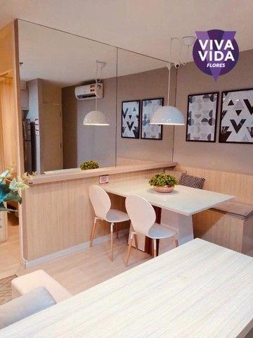 Vendo Apartamento no Viva Vida Flores com 2 quartos  - Foto 6