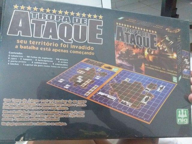 JOGO TROPA DE ATAQUE - Foto 3