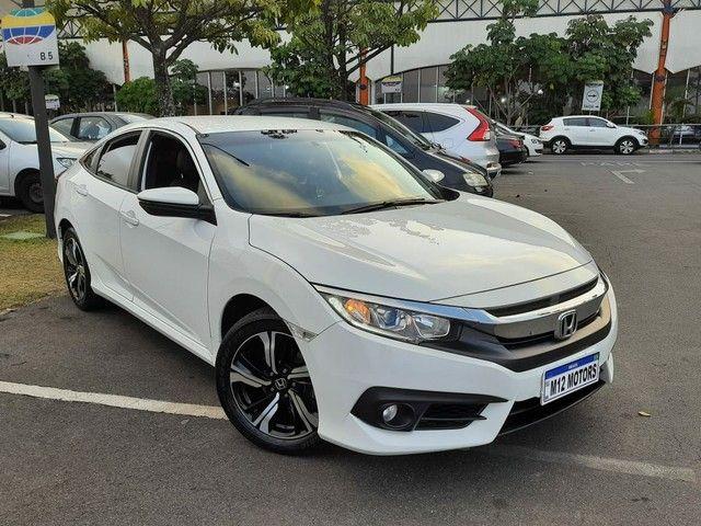 Honda Civic EX - impecável   - Foto 3