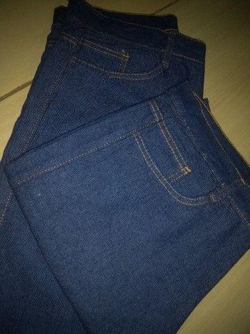 Calça jeans pra trabalho
