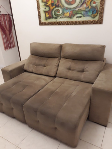 Sofa retrátil reclinável - Foto 3