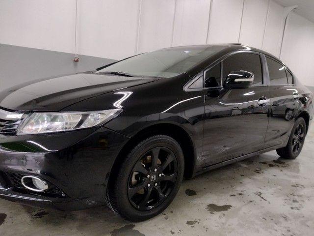 Impecável Honda Civic exs - Foto 11