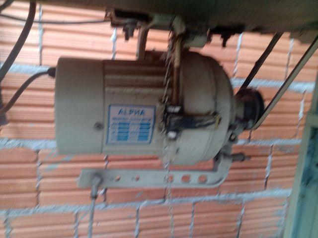 Vendo máquina industrial orverlok - Foto 6