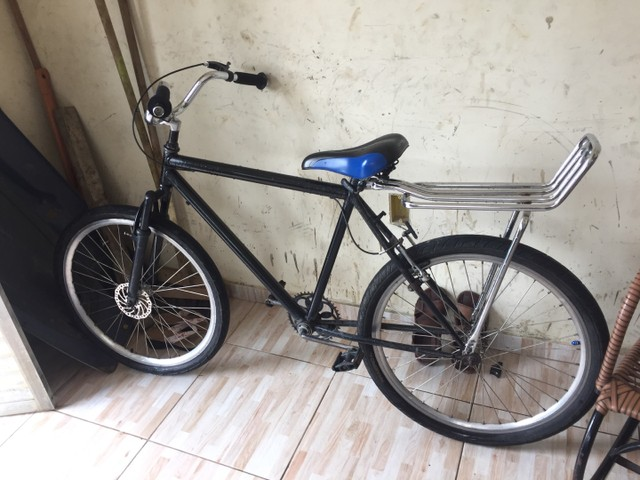 Bike pra vender ou trocar em celular  - Foto 3