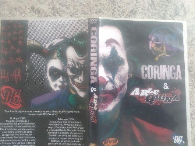 Box Coringa & Arlequina - Foto 3