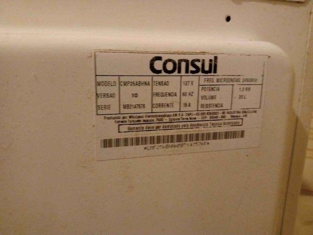 microondas Consul 110V 20L - Foto 4