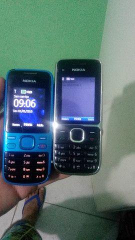 2 celulares Nokia  - Foto 2