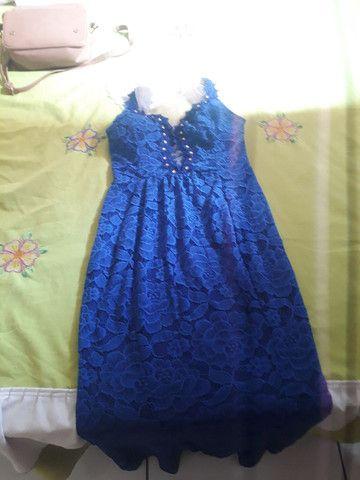 Vestdo azul