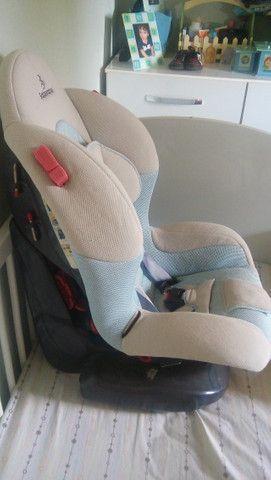 Cadeirinha Para Auto de Bebê Galzerano De 9 a 25Kg - Foto 2