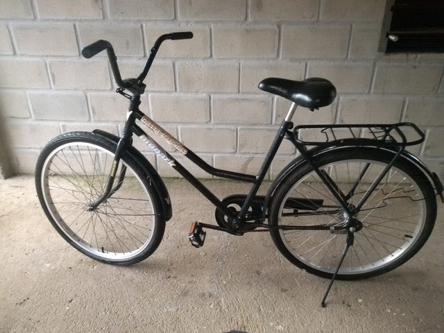 DUAS Bicicletas barra forte circular Monark