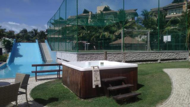 Vendo linda cobertura duplex no parque das ilhas(Porto das Dunas) 164m, toda projetada, po