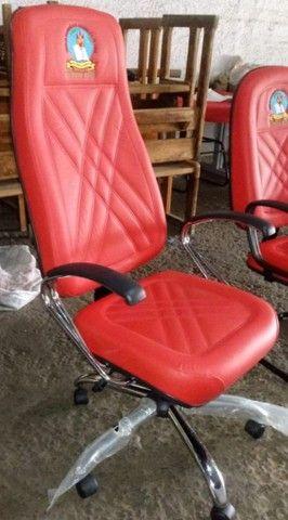 Cadeiras para escritório e Reformas de cadeiras - Foto 3