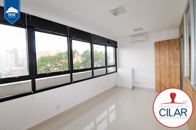 Escritório para alugar em Cabral, Curitiba cod:05587.002 - Foto 15