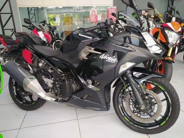 Kawasaki Ninja 400 2020 Seminova 2020