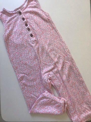 Roupas e calçados infantil menina tamanho 02  - Foto 3