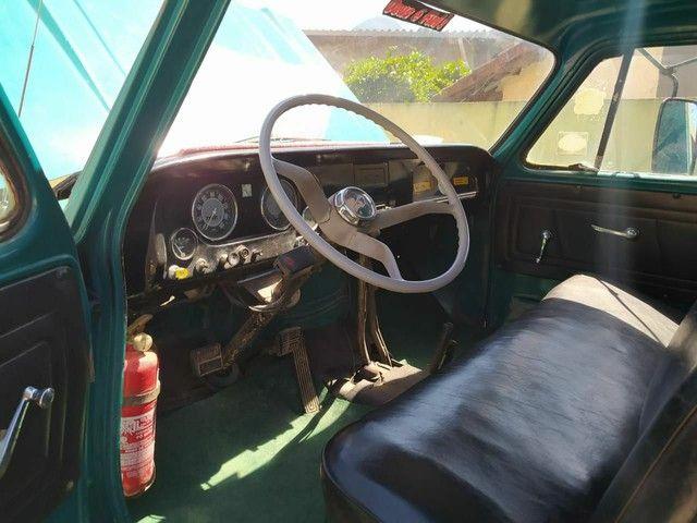 Caminhão Chevrolet c65 1967 motor 1113. - Foto 3