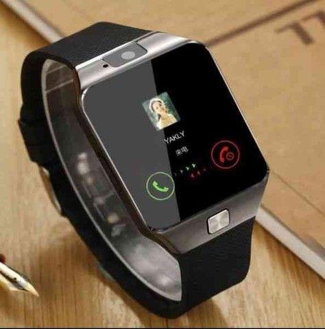 Relógio smartwatch dz09 - Foto 5