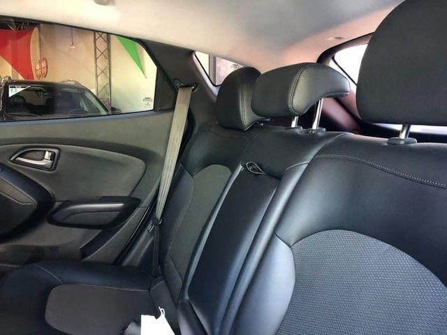 Hyundai HYUNDAI IX35 2.0 MPFI GL 16V FLEX 4P AUTOMÁTICO - Foto 11