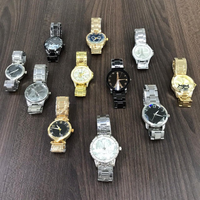 Super Promoção De Relógios - Seja Um Revendedor (a) !!!