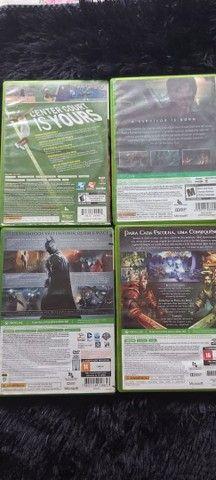 Lote de jogos Xbox 360 e Nintendo DS - Foto 2
