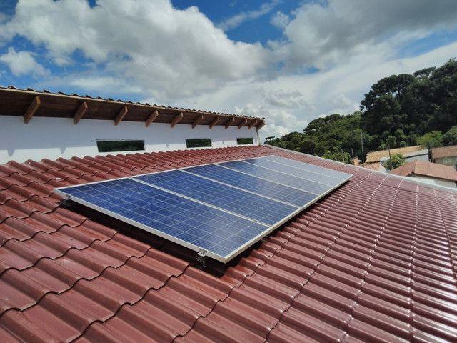 Energia solar sistema fotovoltaico - Foto 2