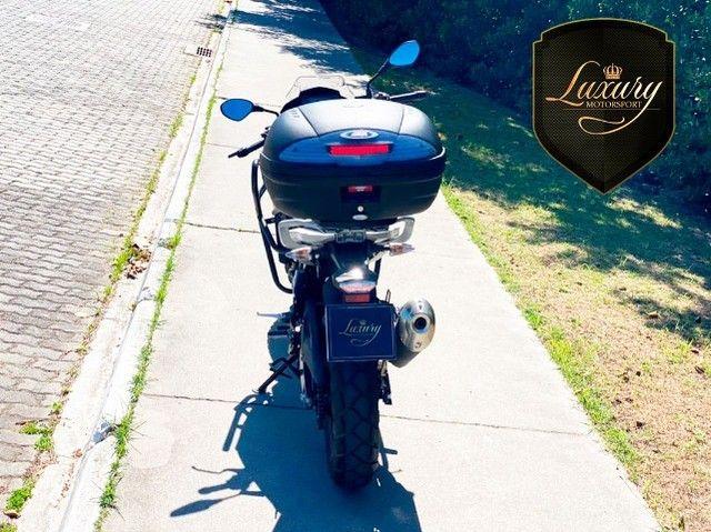 Motocicleta Bmw GS G310 2020 Preta com 600 KM - Foto 15