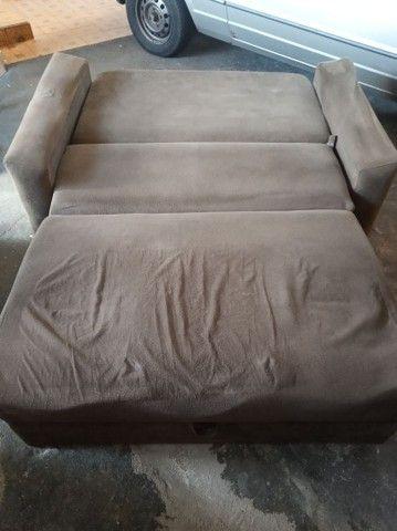 sofá Retrátil 2 lugares - Foto 4