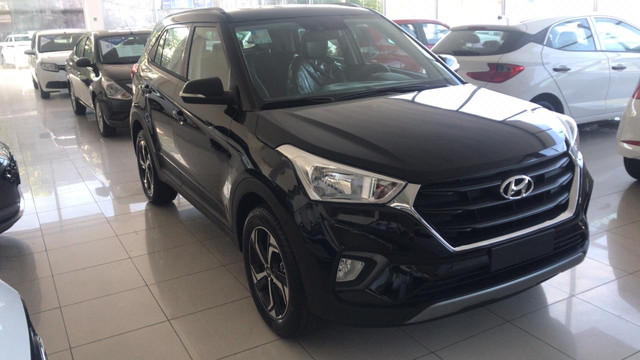 HYUNDAI CRETA SMART PLUS 1.6 AT 20/21