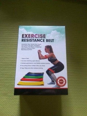 Vendo mini band ou elasticos de exercício  - Foto 2