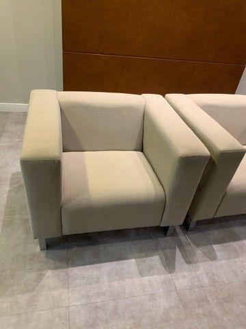 Móveis: sala de estar, espera ou recepção de escritório  - Foto 3