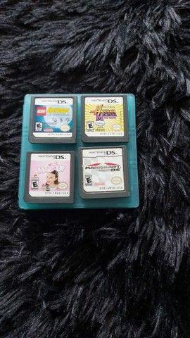 Lote de jogos Xbox 360 e Nintendo DS - Foto 4