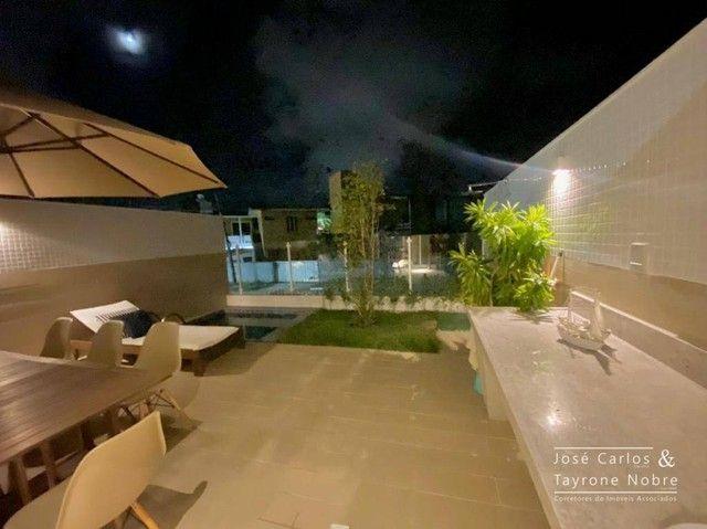 Apartamento térreo com área externa, 71m², projetados e com piscina privativa a beira mar  - Foto 11