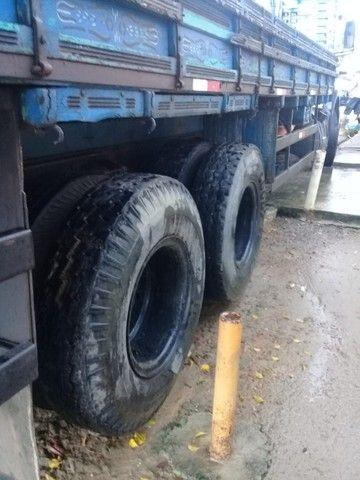 caminhão  mb 1519 carrocerria - Foto 2