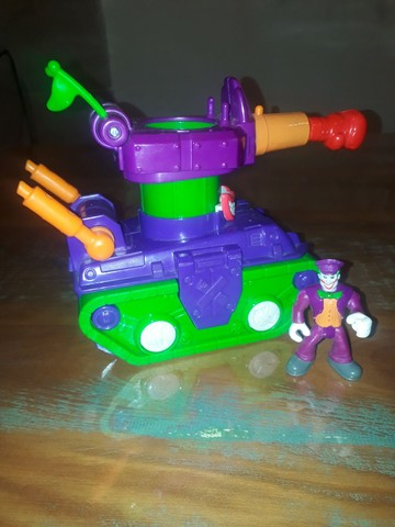 Carro tanque curinga