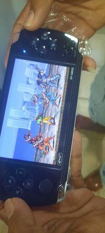 game portatil mp5 multijogos diversao garantida - Foto 3