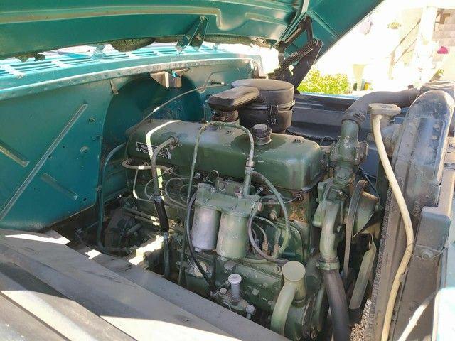 Caminhão Chevrolet c65 1967 motor 1113. - Foto 5