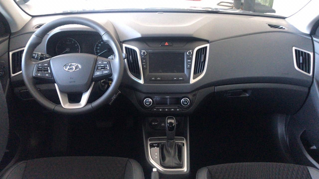 HYUNDAI CRETA SMART PLUS 1.6 AT 20/21 - Foto 4